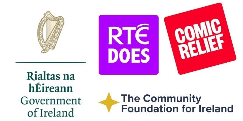 RTE & Comic Relief Logo